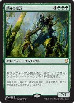 画像1: 新緑の魔力
