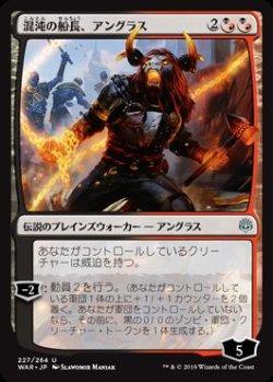 画像1: 混沌の船長、アングラス