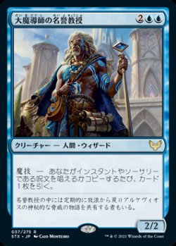画像1: 大魔導師の名誉教授